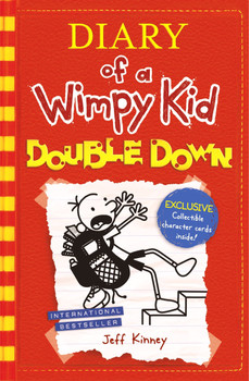 Diary of a Wimpy Kid: Double Down - Jeff Kinney [Hardcover]