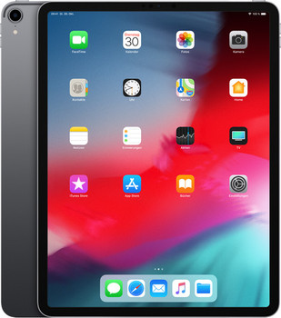 "Apple iPad Pro 12,9"" 256GB [wifi, model 2018] spacegrijs"