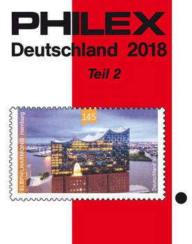 PHILEX Deutschland 2018 Teil 2. Gemeinschaftsausgaben, Bundesrepublik Deutschland, Berlin, [Taschenbuch]