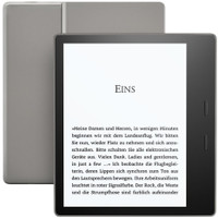 "Amazon Kindle Oasis 2 7"" 32GB [Wi-Fi + 3G, modèle 2017] noir"