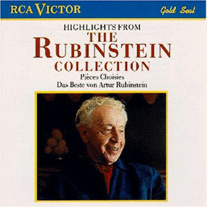 Artur Rubinstein - Highlights from Collection