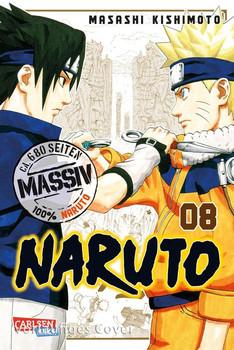 NARUTO Massiv 8 - Masashi Kishimoto  [Taschenbuch]