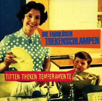 die Fabulösen Thekenschlampen - Titten,Theken,Temperamente