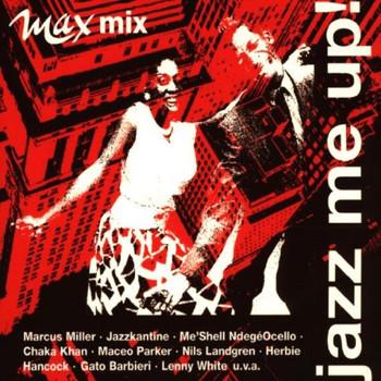 Various - Max Mix Jazz Me Up