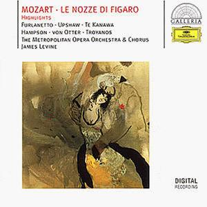 James Levine - Galleria - Mozart (Figaros Hochzeit: Highlights)