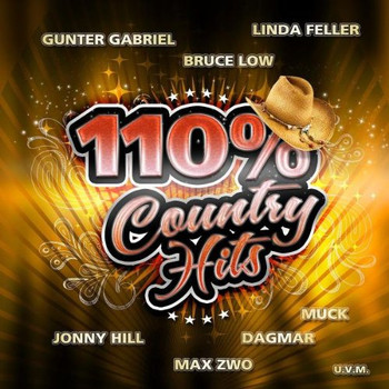 Various - 110% Country Hits