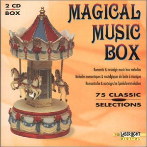 Various - Magical Musicbox-Spieluhren