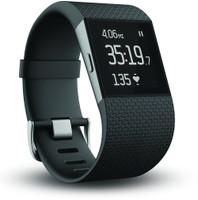 Fitbit Surge (taille S) noir