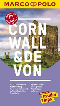 MARCO POLO Reiseführer Cornwall & Devon. Reisen mit Insider-Tipps. Inkl. kostenloser Touren-App und Event&News - Michael Pohl  [Taschenbuch]