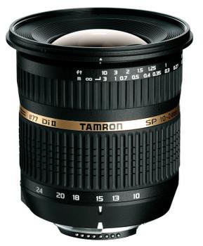 Tamron SP AF 10-24 mm F3.5-4.5 Di LD II 77 mm Obiettivo (compatible con Sony AF) nero