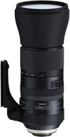 Tamron SP 150-600 mm F5.0-6.3 Di USD VC G2 95 mm Objectif  (adapté à Nikon F) noir