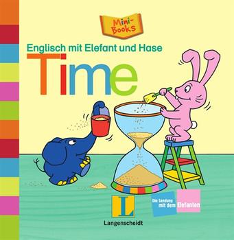 Englisch mit Elefant und Hase: Time - n/a