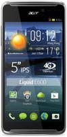 Acer Liquid E600 Plus 16GB gris negro