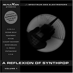 Various - A Reflexion of Synthpop 1