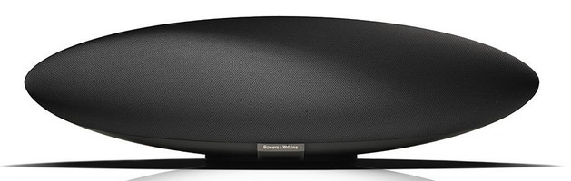 Bowers & Wilkins Zeppelin Wireless zwart