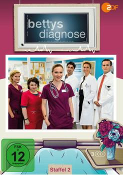 Bettys Diagnose - Staffel 2 [3 Discs]