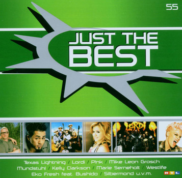 Various - Just the Best  Vol.55