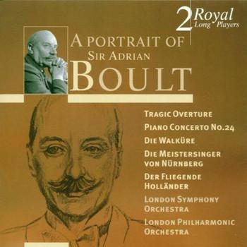 Adrian Boult - A Portrait of Sir Adrian Boult
