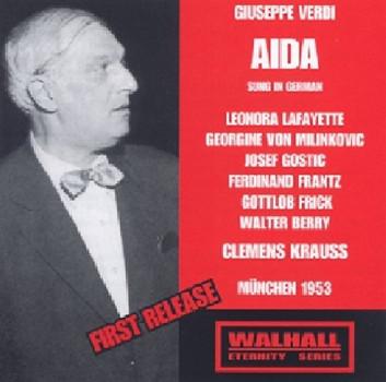 Milinkovic, Gostic, Fran Lafayette - Verdi : Aida