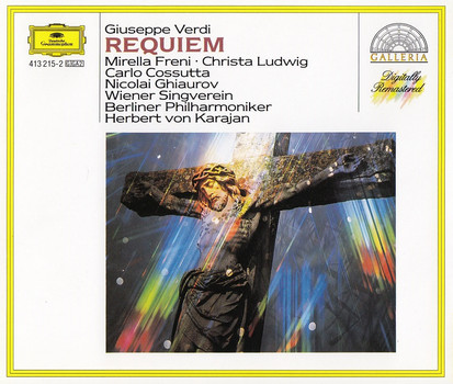 Berliner Philharmoniker - Herbert von Karajan: Giuseppe Verdi - Requiem [2 CDs]