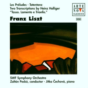 Pesko - Les Preludes / Totentanz / Two Tra