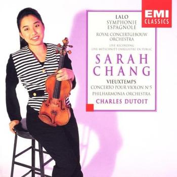 Sarah Chang - Symphonie Espagnole / Violinkonz