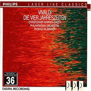 C. Warren-Green - Klassik für Millionen - Vivaldi