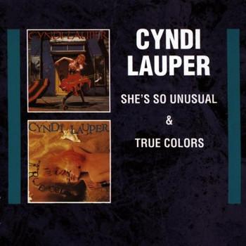 Cyndi Lauper - She'S So..+True Col