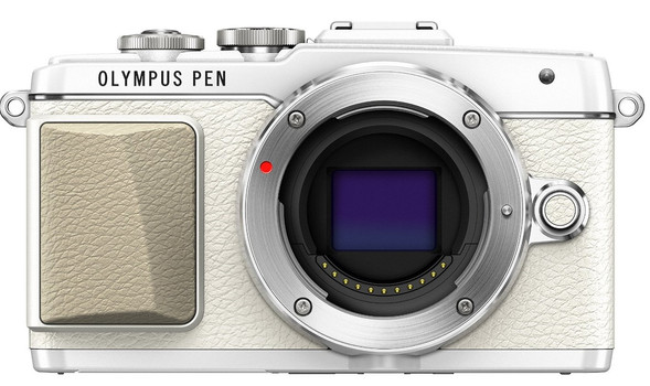 Olympus PEN E-PL7 blanc