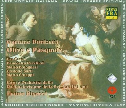Eva Czapo - Olivo e Pasquale