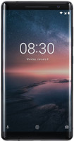 Nokia 8 Sirocco 128GB negro