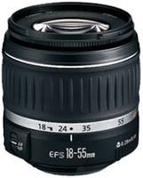 Canon EF-S 18-55 mm F3.5-5.6 USM 58 mm Objectif (adapté à Canon EF-S) noir