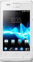 Sony Xperia E 4GB blanco