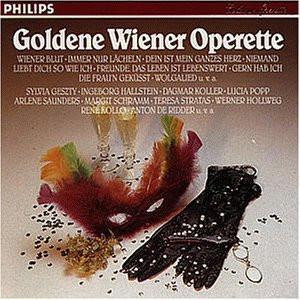 Hallstein - Goldene Wiener Operette