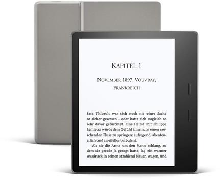 "Amazon Kindle Oasis 3 7"" 8GB [WiFi, modello 2019] grigio"