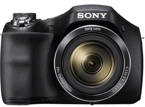 Sony DSC-H300 negro