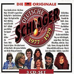 Various - Dt.Schlager 1977-1979
