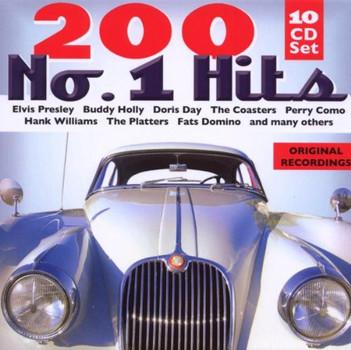 Various - 200 No.1 Hits
