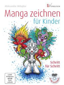 Manga Zeichnen Für Kinder Schritt Für Schritt Aleksandar Mihajlov
