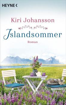 Islandsommer. Roman - Kiri Johansson  [Taschenbuch]