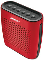 Bose SoundLink Colour Bluetooth speaker rouge