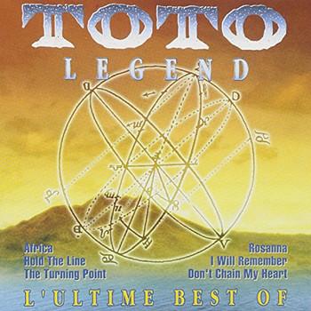 Toto - Legend [Best of Toto] [15trx]
