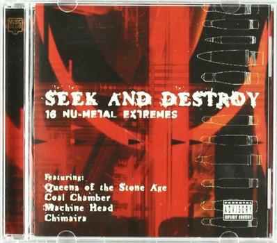 Various - Seek & Destroy