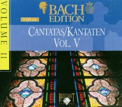 Holland Boys Choir - Bach Editon, Vol. 11: Cantatas/Kantaten Vol. V