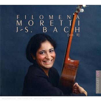Filomena Moretti - Bach,J.S.,Partiten & Suiten