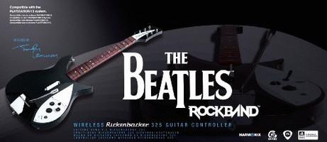 Rock Band: The Beatles Guitarra John Lennon