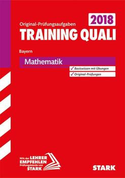 Training Quali Bayern - Mathematik A4 [Taschenbuch]