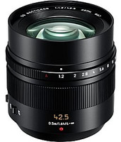 Panasonic Leica DG Nocticron 42,5 mm F1.2 ASPH. POWER O.I.S. 67 mm filter (geschikt voor Micro Four Thirds) zwart