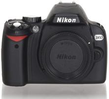 Nikon D60 body nero