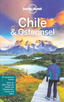 Lonely Planet - Reiseführer: Chile und Osterinsel - Carolyn McCarthy [Broschiert, 3. Auflage 2016]
